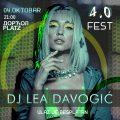Žurka – DJ LEA DAVOGIĆ image
